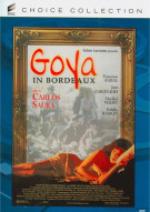 Goya In Bordeaux Movie