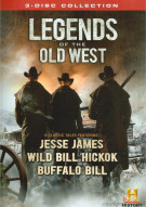 Legends Of The Old West Movie