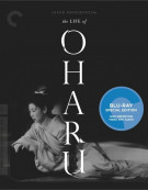 Life Of Oharu, The: The Criterion Collection Blu-ray