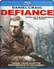 Defiance Blu-ray