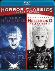 Horror Double Feature (Hellraiser / Hellbound: Hellraiser 2) Blu-ray