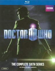 Doctor Who: The Complete Sixth Series (Repackage) Blu-ray