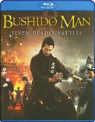 Bushido Man Blu-ray