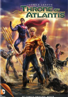 Justice League: Throne Of Atlantis Movie