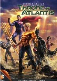 Justice League: Throne Of Atlantis Movie