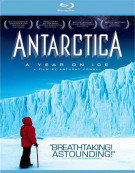Antarctica: A Year On Ice Blu-ray