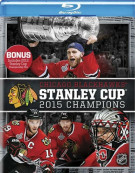 NHL Stanley Cup Champions 2015 Blu-ray