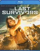 Last Survivors, The Blu-ray