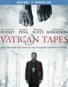 Vatican Tapes, The (Blu-ray + UltraViolet) Blu-ray