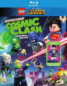 LEGO DC: Cosmic Clash (Blu-ray + DVD + UltraViolet) Blu-ray