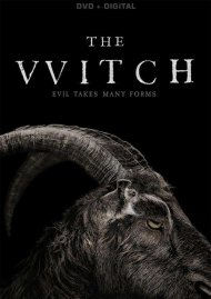Witch, The (DVD + UltraViolet) Movie