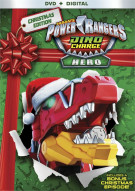 Power Rangers Dino Charge: Hero (DVD + UltraViolet) Movie