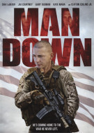 Man Down (DVD + UltraViolet) Movie