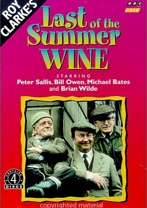 Last Of The Summer Wine Movie