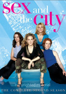 Sex And The City: The Complete Second Season Movie