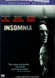 Insomnia (Fullscreen) Movie