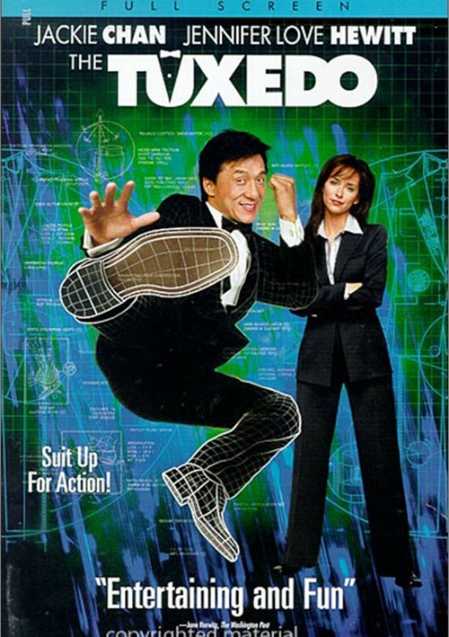 Tuxedo, The (Fullscreen) Movie