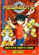 Medabots #7: Back In The Robattle Again Movie