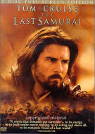 Last Samurai, The (Fullscreen) Movie