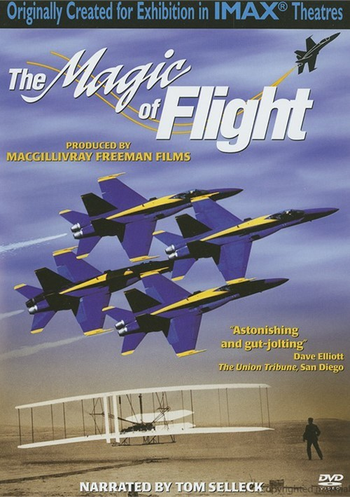 IMAX: Magic Of Flight Movie