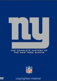 NFL History Of The New York Giants Movie