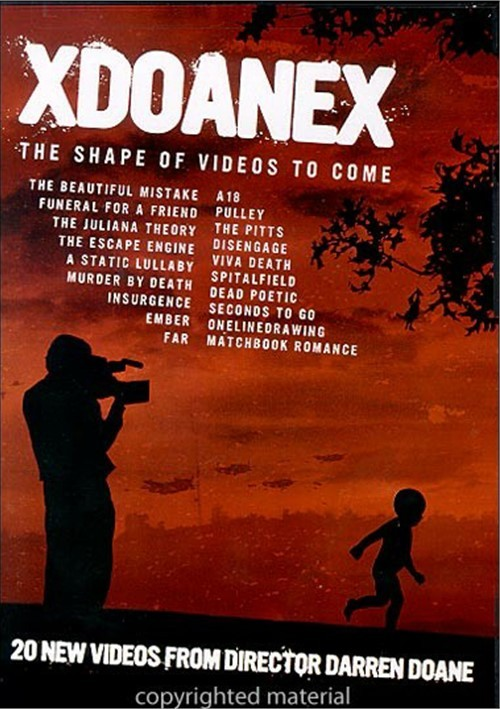 Xdoanex: The Shape Of Videos To Come Movie