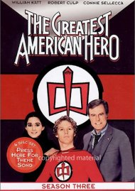 Greatest American Hero, The: Season Three Movie