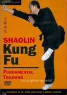 Shaolin Kung Fu:  Fundamental Training Movie