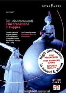 Monteverdi: Lincoronazione Di Poppea Movie