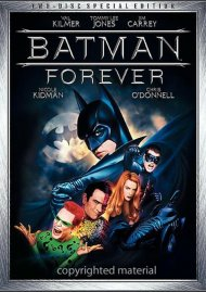 Batman Forever: Special Edition Movie