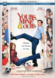 Yours, Mine & Ours (Fullscreen) Movie