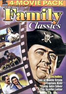 Family Classics: 4 Movie Pack - Volume 2 Movie