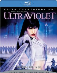 Ultraviolet Blu-ray