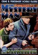 Crime & Punishment Double Feature: The Mystery Man & The Racketeer (Alpha) Movie