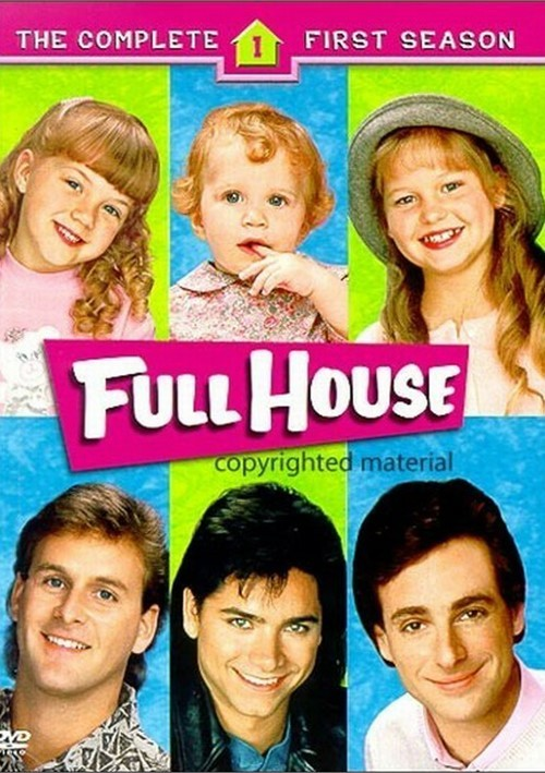 Full House: The Complete Seasons 1 - 5 Movie