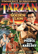 Tarzan And The Golden Lion Movie