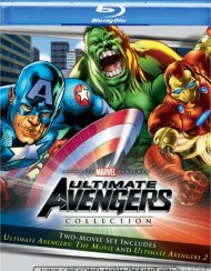 Ultimate Avengers Collection Blu-ray