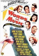 Words And Music Movie