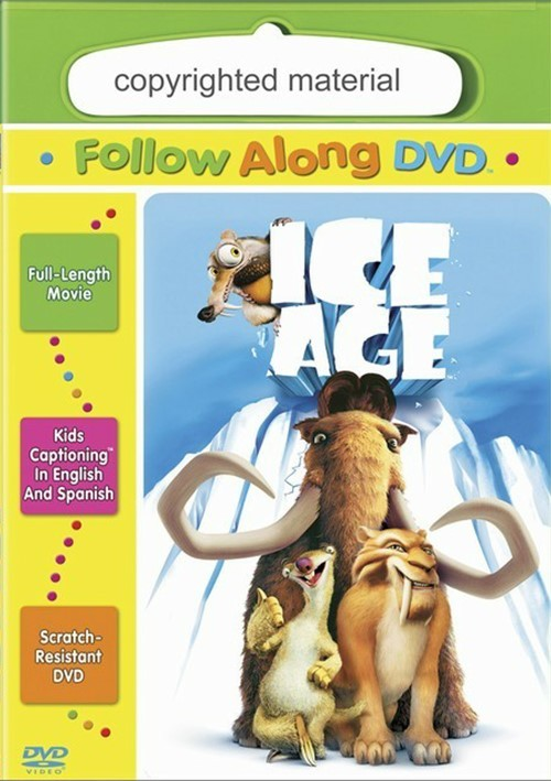 Ice Age (Follow Along) Movie