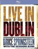Bruce Springsteen With The Sessions Band: Live In Dublin Blu-ray