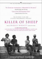 Killer Of Sheep: 2 Disc Special Edition Movie