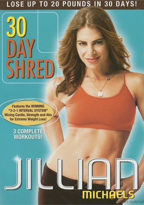 Jillian Michaels: 30 Day Shred Movie