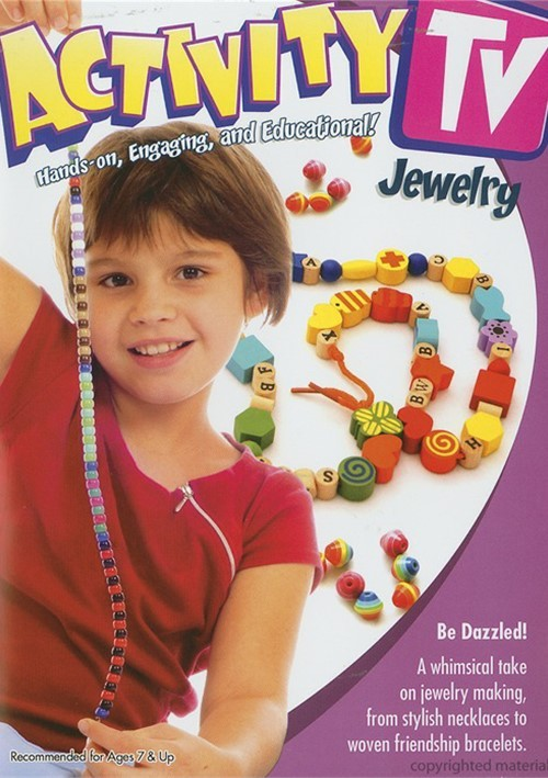 ActivityTV: Lets Make Jewelry! -  Volume 1 Movie
