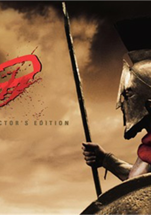 300: Limited Collectors Edition Movie