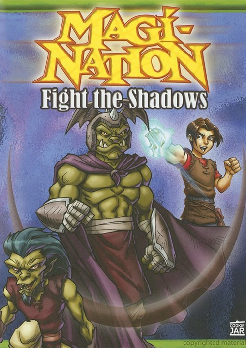 Magi-Nation: Fight The Shadows Movie