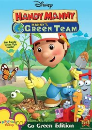 Handy Manny: Mannys Green Team Movie
