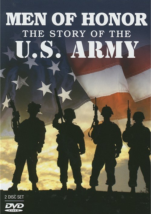 Men Of Honor: The Story Of The U.S. Army - Box Set Movie