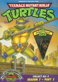 Teenage Mutant Ninja Turtles: Season 7 - Part 3 (The Donatello Slice) Movie