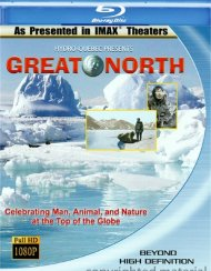 IMAX: Great North Blu-ray