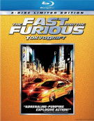 Fast And The Furious, The: Tokyo Drift Blu-ray